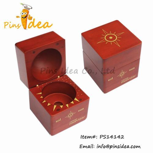 Wooden Perfume Gift Box Custom Logo Design Accepted Professional Manufactur