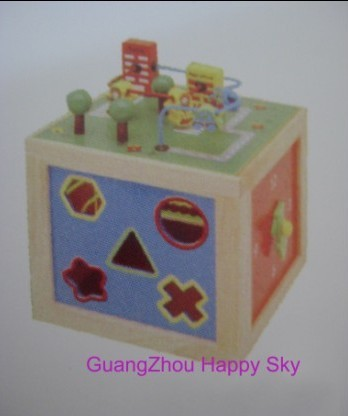 Wooden Toys Educational Interesting Promotional