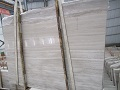 Wooden White Marble China Quarry Owner