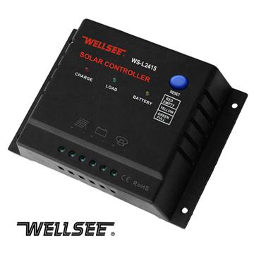 Ws L2415 6a 10a 15a Solar Light Controller