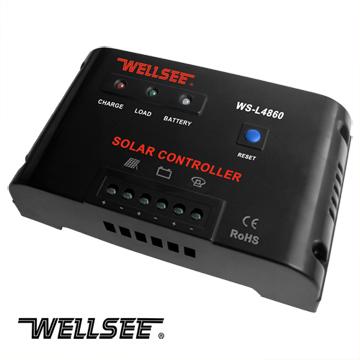 Ws L4860 40a 50a 60a Wellsee Solar Light Controller