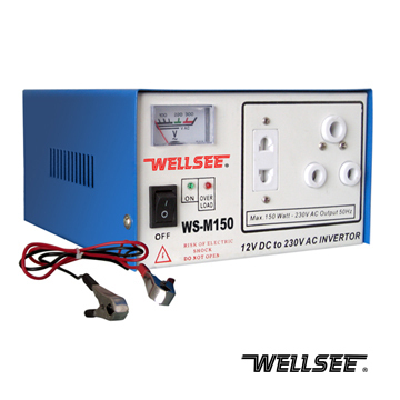 Ws M150 150w Modified Square Wave Inverter Wellsee
