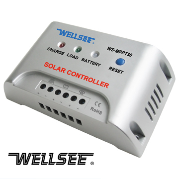 Ws Mppt15 10a 15a Wellsee Solar Charge Controller