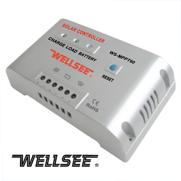 Ws Mppt60 40a 50a 60v Wellsee Solar Charge Controller