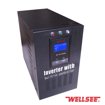 Ws Sci 2000w Solar Inverter With Built In Controller Control Hybrid Voltage