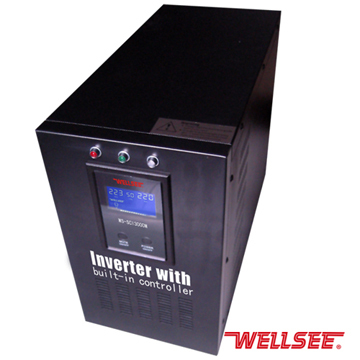 Ws Sci 3000w Solar Inverter With Built In Controller Generation Provincial
