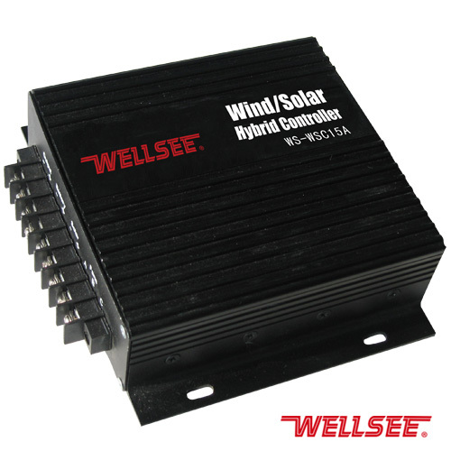 Ws Wsc30 30a Wellsee Wind Solar Hybrid Lighting Controller