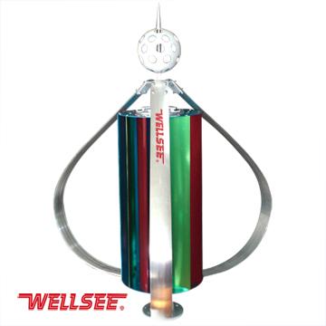 Ws Wt400w Wellsee Wind Turbine Cellular Small Humanization Achieve