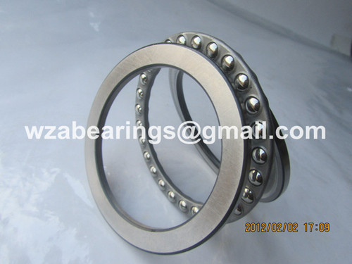 Wza Thrust Ball Bearing Manufacture