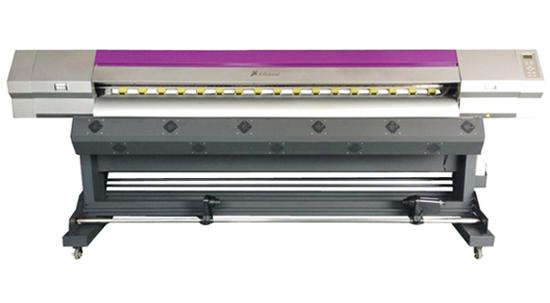 X Roland Eco Solvent Printer With Epson Print Head