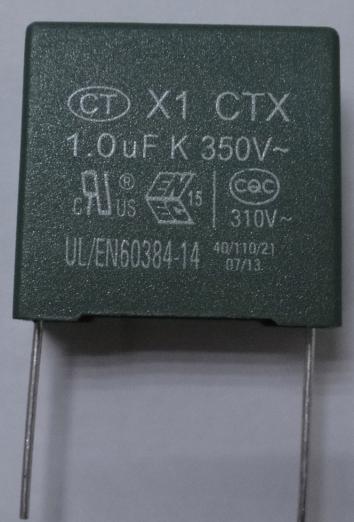X1capacitors X2 Capacitors