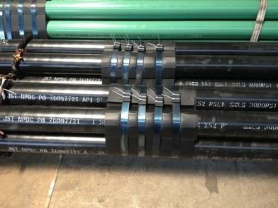 X52 X60 X70 X80qs Line Pipe