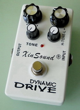Xinsound Ocd Obsessive Compulsive Drive Overdrive Guitar Effects Pedal