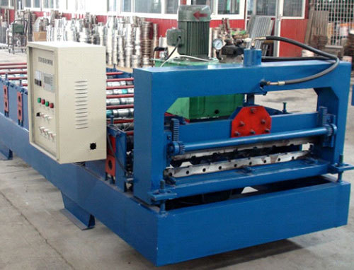 Xn15 225 900 Roof Panel Roll Forming Machine