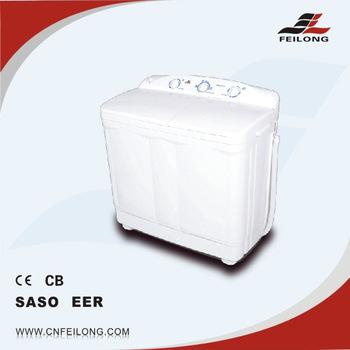 Xpb150 2009s0 Hot Sale Semi Automatic Washing Machine Twin Tub Mach