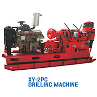 Xy 2pc Micro Drill Pile Foundation Drilling Machine
