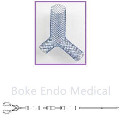 Y Trachea Bronchus Stent Self Expendable