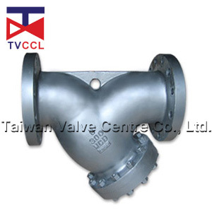 Y Type Strainer Tvccl
