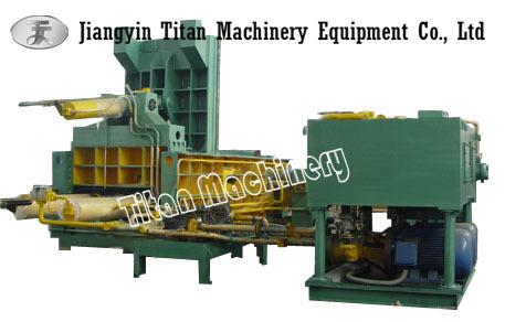 Y81 1000 Hydraulic Metal Baler