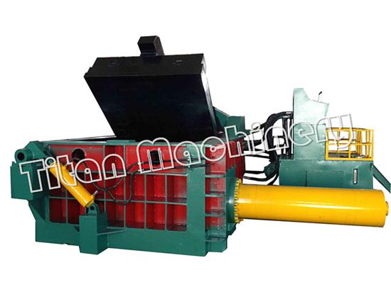 Y81 630 Hydraulic Metal Baler