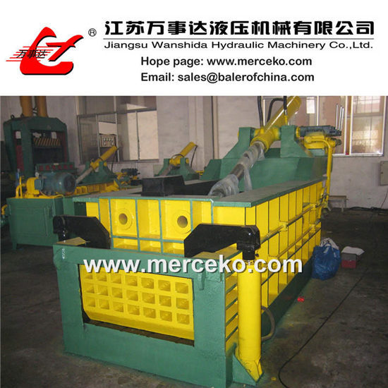 Y83 1350 Front Out Metal Baler