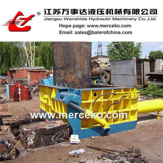 Y83 160 Hydraulic Metal Baler