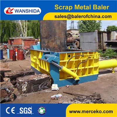 Y83 160 Scrap Metal Baler Hydraulic Wanshida