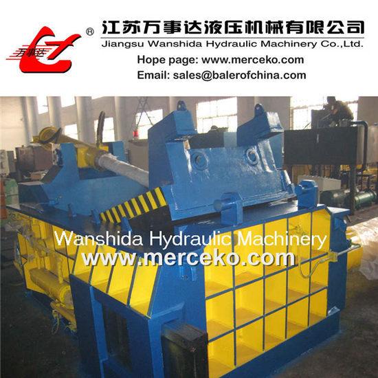 Y83 2000 Plc Control Metal Baling Press Machine