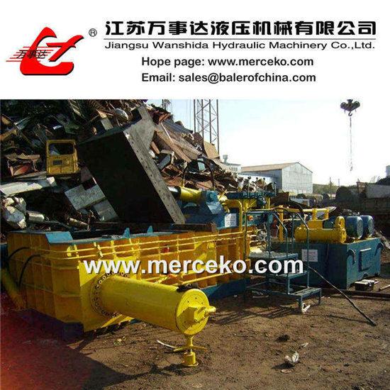 Y83 250 Scrap Metal Baler For Sale