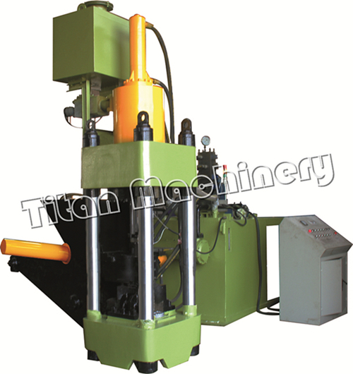 Y83 3150 Hydraulic Briquetting Press