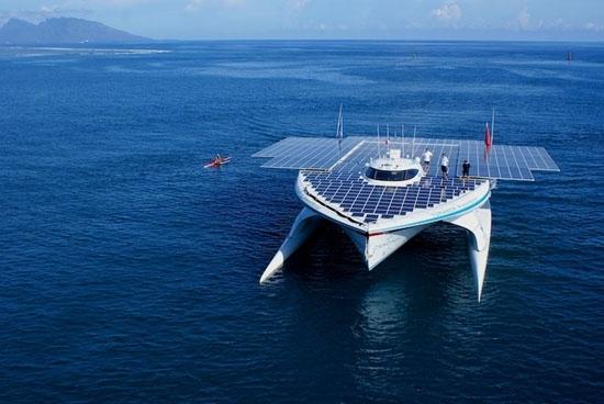 Yacht Solar Power System