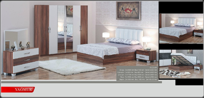 Yagmur Bedroom Furniture Sets