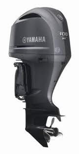 Yamaha Lf300xca Outboard Motor Four Stroke