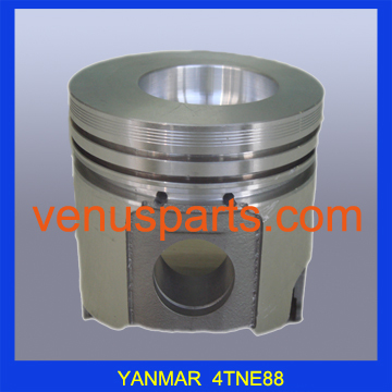 Yanmar Diesel Engine Parts 4tne94 Piston 123220 22031