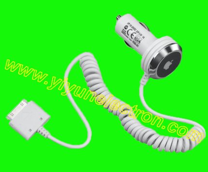 Yap 010 Car Charger For Iphone 4