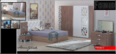 Yaren Bedroom Furniture Sets