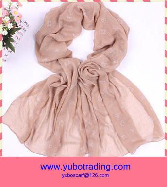 Yb0016 Acrylic Scarf 100