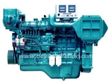 Yc6b Series Yuchai Marine Engine
