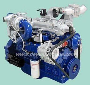 Yc6j Series Yuchai Marine Diesel Engine