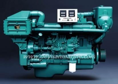 Yc6m Yuchai Marine Diesel Engine