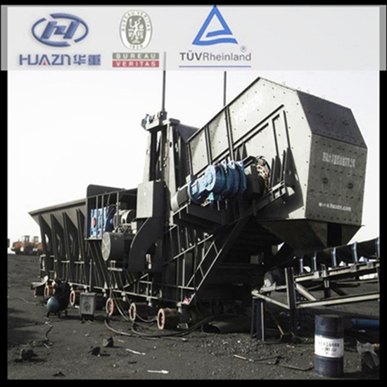 Yd Series Stone Mobile Crusher