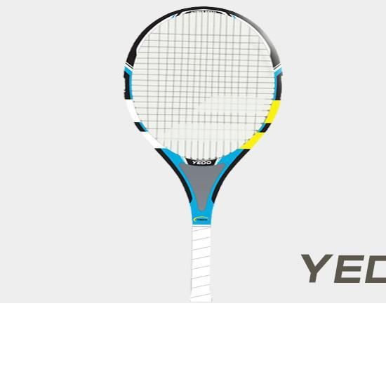 Yd Tr002 China 2014 New Oem Carbon Fiber Graphite Tennis Racket With Top Qu