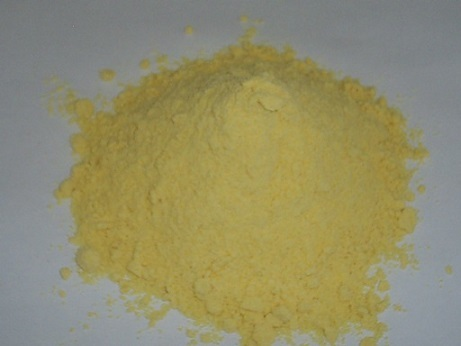 Yellow Corn Flour Or Maize