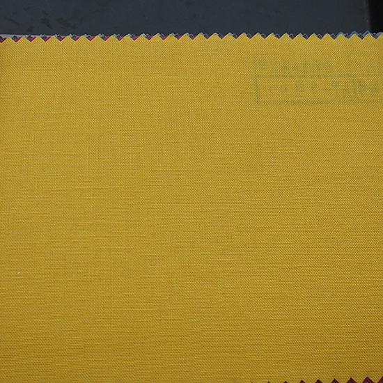 Yellow Cotton Bookbinding Cloth Hardcover Backing Paper