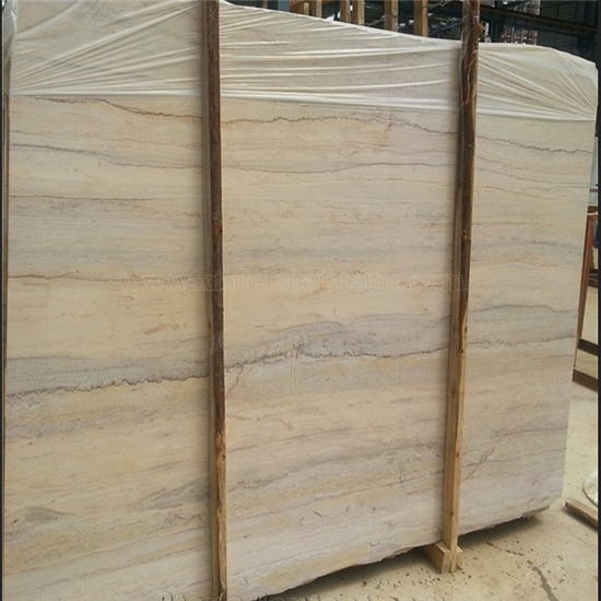 Yellow Wood Marble China Slab