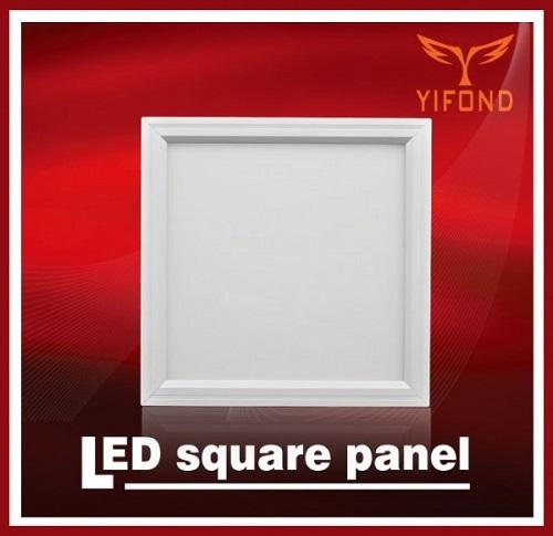 Yifond Led Square Panel Light Flat Ceiling High Brightness