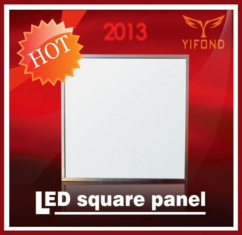 Yifond Led Square Panel Light High Brightness Energy Saving Flat Ceiling