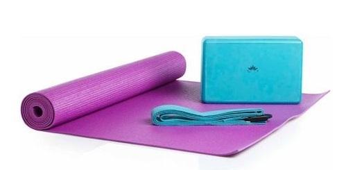 Yoga Mat Made Of Eva Tpe Pvc Nr Nbr Jute