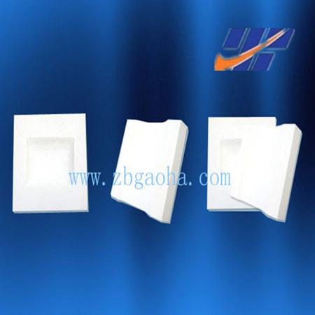Yttria Stabilizd Zirconia Fiber Board As Thermal Insulating Materials