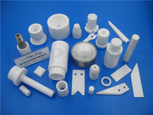 Yttria Stabilized Zirconia Ceramic Parts